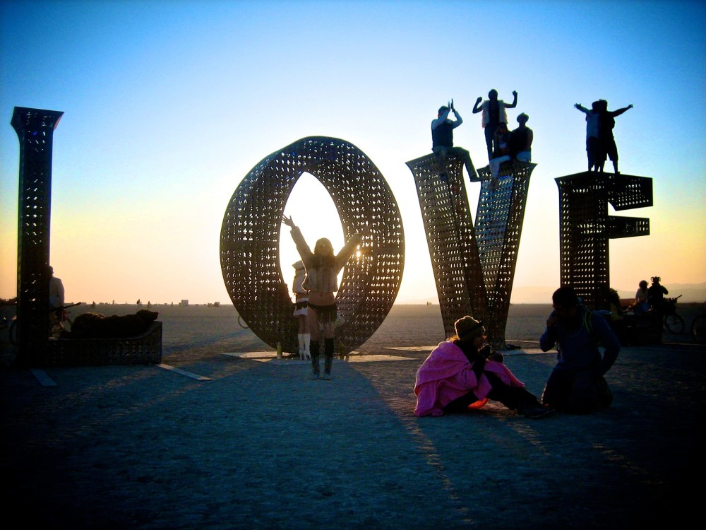 What You Don't Know About Burning Man