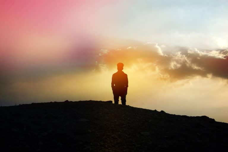 When an Atheist Neuroscientist Explores Enlightenment